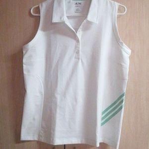 adidas Tops - NWOT Adidas climacool golf shirt